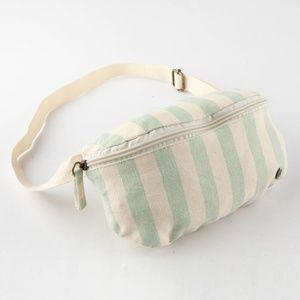 Billabong Striped Fanny Pack Waist Pack